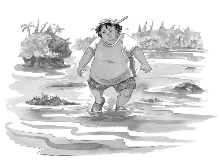 Snorkeling - Feh!